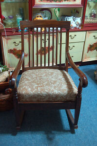 Rocking Chair Buy And Sell Furniture In North Bay