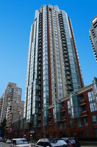 Renovated fully furnished one bedroom in Yaletown (308 - 939 Hom
