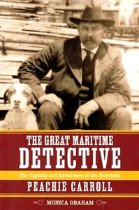 The Great Maritime Detective by Monica Graham-Signed
