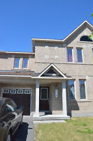 Spacious Townhome in Chapman Mills, Barrhaven from April/May