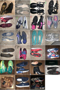 Women's shoes from 7.5 - 8.5