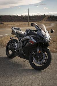 2007 GSX-R 750, great bike!