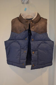 Down-filled vest from Baby Gap St. John's Newfoundland image 2