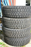 Avalanche X-treme winter tires 235/65R17