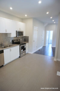 Stunning, Brand New Renovated 2 Bedrooms, close to Downtown
