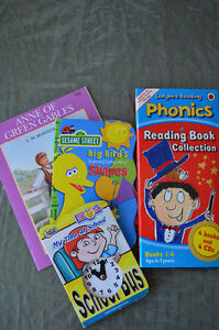 Ladybird Reading Phonics Reading Book Collection Combo