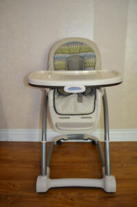Graco Blossom Seating System Convertible High Chair