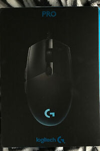New Logitech Pro Gaming Mouse
