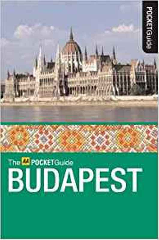 Aa+Pocket+Guide+Budapest%2C+New+Books