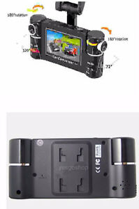 "2.7"" Dual Lens 1080P Full HD Car DVR Dash Camera Video Recorder London Ontario image 5"