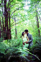 Beautiful Natural Wedding Photography