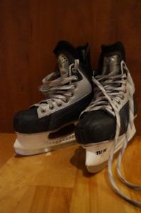 Patins de hockey pour garçon gr. 3D Nike Quest