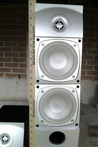 Complete Surround Speaker Package with Subwoofer. Cambridge Kitchener Area image 2