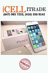 IPHONE 6 16GB ($499) & 64GB (599) SPECIAL!!!!!!! - FACTORY UNLOCKED MINT