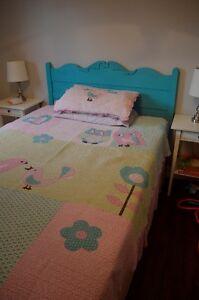 Kids twin quilt bedding
