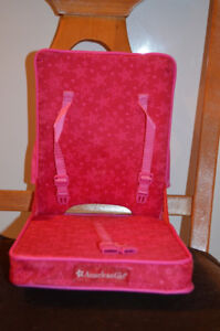 "American Girl Travel Seat for 18"" Dolls"