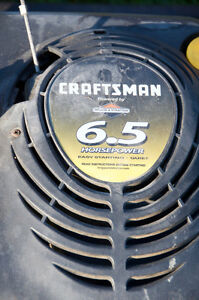 Craftsman Mower - completely refurbished Kingston Kingston Area image 4