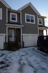 Beautiful 3BR Townhouse in Sackville - Available Immediately