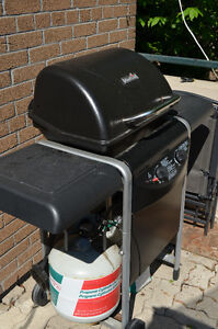BBQ with Gas Tank