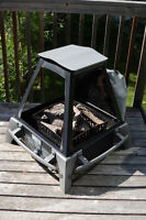 Weber 27000 Flame Outdoor Fireplace