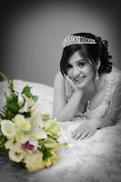 50% OFF WEDDING PHOTO $700 & VIDEO $800 ALL $1500 OR CHOOSE ONE