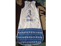 M&Co growbag/ baby sleeping bag 6-12 months 2.5 tog