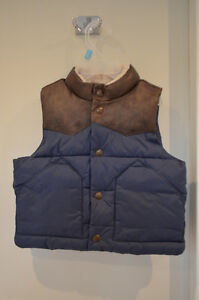 Down-filled vest from Baby Gap St. John's Newfoundland image 1