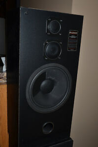 (2) Accusound Digital Stereo Speakers for Sale