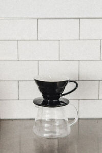 Pour Over Coffee Maker. No.02 filter. Perfect for cold brew!