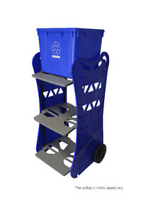 Recycling Cart Organizer ($65.00 tax included) – Clearance Sales