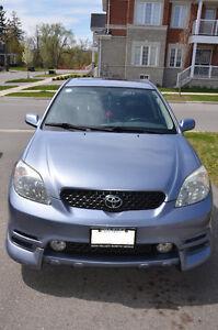 2004 Toyota Matrix XR Wagon