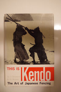 Thi is Kendo - The art of Japanese Fencing