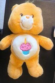 Authentic Care Bear (birthday bear) £5