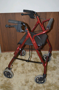Sunburst Medical Fredom Plus Rollator Walker