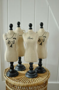 Mini Decorative Dress forms