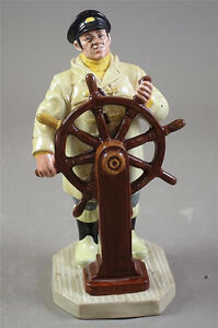 "ROYAL DOULTON ""THE HELMSMAN"" HN 2499 - $250"