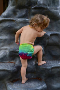 Best Bottom cloth diaper pack - 18 changes!