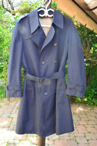 Mens Size 40 London Fog Trench Coat with Lining