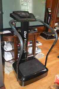 EXERCISE EQUIPMENT: Vibration, Treadmills, Ellipticals