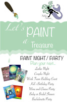 Art Instructor - Paint Nights