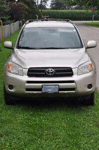 2007 Toyota RAV4 SUV, Crossover