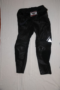 FIRST GEAR men's/women's cold weather leather riding pants