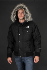 Mens NorthFace 550 Down Filled Coat  XL Size