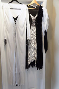 Vampire Bride / Frankenstein Bride Costumes