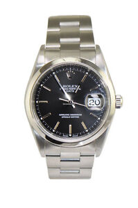 WANTED Rolex Oyster Perpetual Datejust Watch