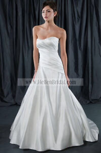 Wedding gown. New.  Never worn.