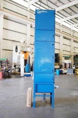 Donaldson Torit Mdv 3000 2 Hp 115 Volt Mist Collector Magnehelic Gauge