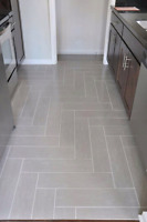 Call --QUALITY TILING-- today at 226-975-4405