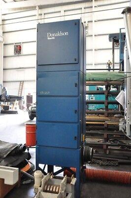 Donaldson Torit Mhp-1 Mist Collector 3 Hp Drain Port On Bottom Of Unit