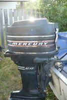 Older 80 HP Merc Outboard